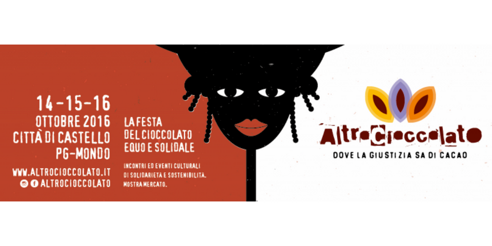 Altrocioccolato 2016: dove la giustizia sa di cacao