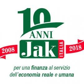 Dieci anni di Jak Italia, partner di CAES